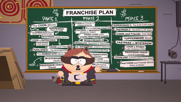 South Park fractured but whole Gamescom