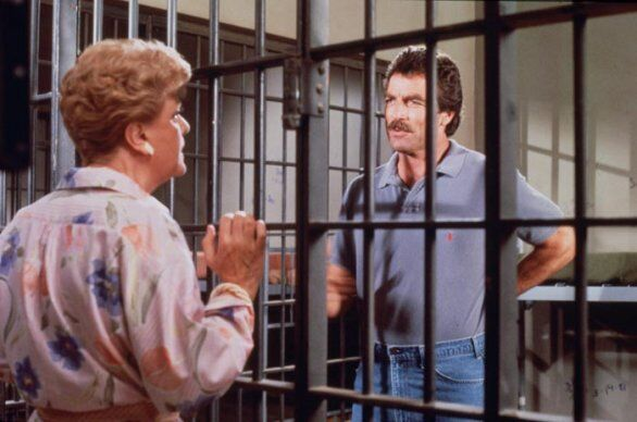 Murder She Wrote Magnum P.I. crossover