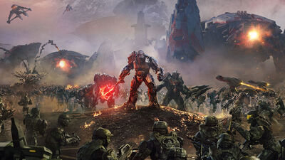 5 Iconic Pop-Culture Battle Strategies to Use in 'Halo Wars 2'