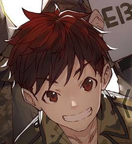 Spearhead Squadron - Haruto