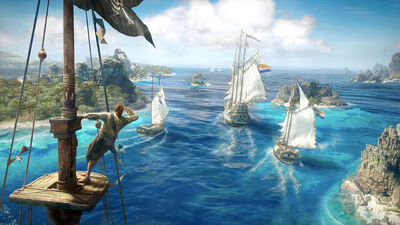 Skull and Bones isn't Another 'AC: Black Flag', But It's Brilliant Pirate Action