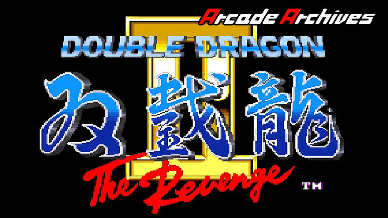 Why 'Double Dragon II' Is Worth Revisiting on PS4 | FANDOM