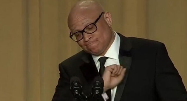larry-wilmore at white house dinner