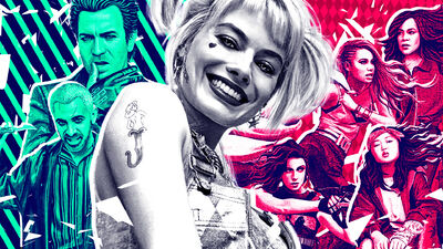 'Birds of Prey': Harley Quinn Represents All of Gotham City's Extremes
