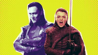 'Game of Thrones' vs Marvel: Who Said It -- Arya or Loki?