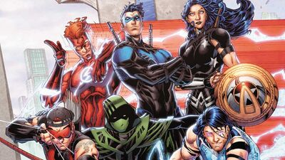 5 DC Characters You Didn't Know Were Teen Titans