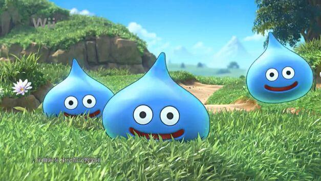 Dragon Quest X Slimes