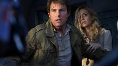 'The Mummy' Review: Thank The Egyptian Gods For Tom Cruise