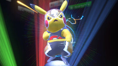 'Pokken Tournament DX' is Our First Taste of Real Pokémon Action on Switch