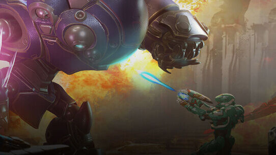Halo 5 Goblin Jockey
