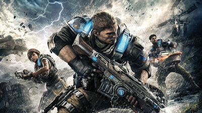 Tour guiado: Gears of War