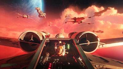 'Star Wars Squadrons': Know Your Imperial and New Republic Ships