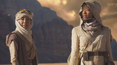 The First Photo of 'Star Trek: Discovery' Has 'Star Wars' Throwing so Much Shade