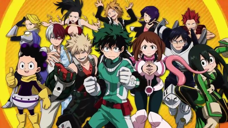 6de9c4c1c998 Excited About  My Hero Academia   Watch These!