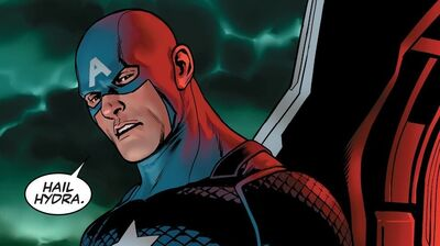 Captain America is a Nazi Now