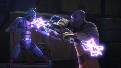 "'Star Wars Rebels' Recap and Reaction: ""Warhead"""