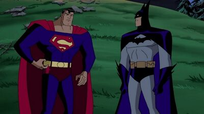 'World's Finest' Is the Perfect Batman/Superman Crossover Movie