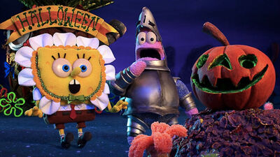 Spongebob Squarepants Halloween Special is a Stop-Motion Extravanganza