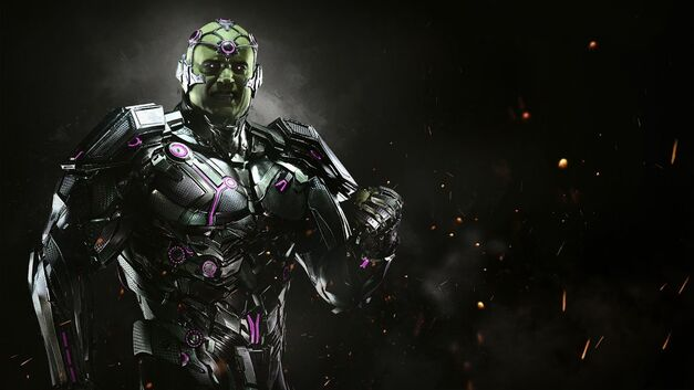 injustice 2 brainiac