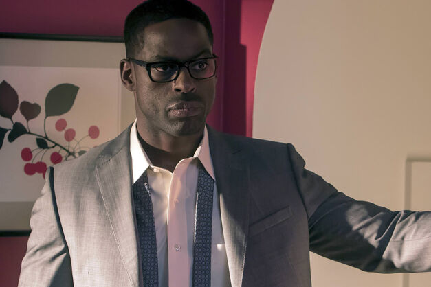 Sterling K. Brown in This Is Us.