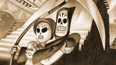 'Grim Fandango': the Adventure Classic that Almost Killed the Genre