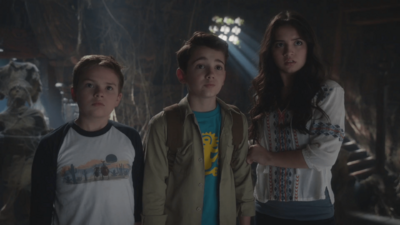 NYCC: 'Legends of the Hidden Temple' Trailer Revealed