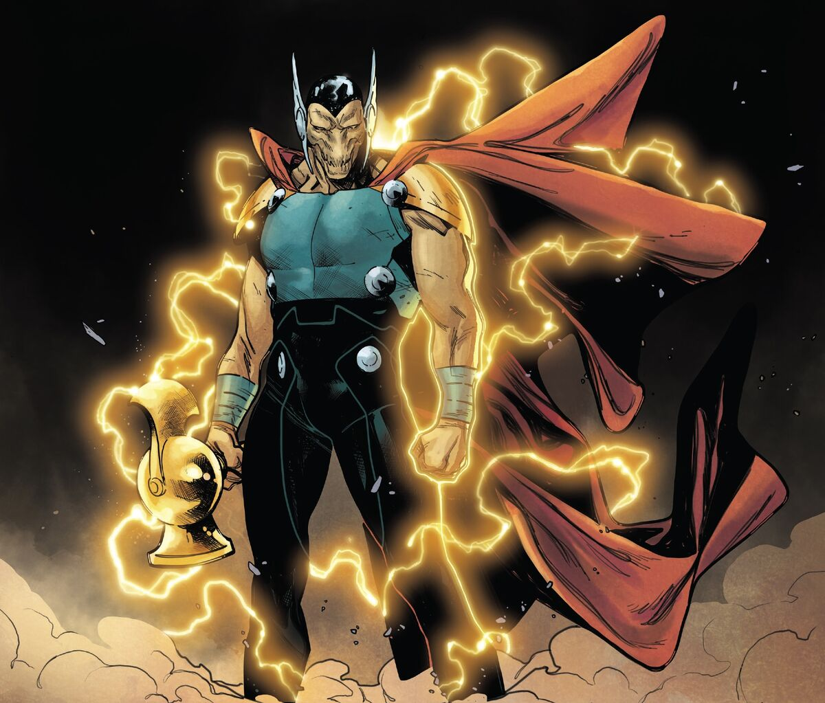 beta ray bill thor marvel