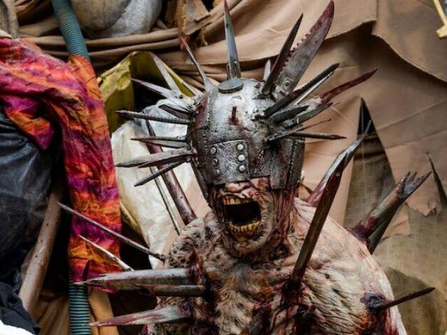 Walking Dead walker