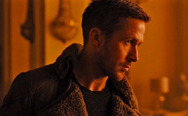"Ryan Gosling as ""K"" in Blade Runner 2049."