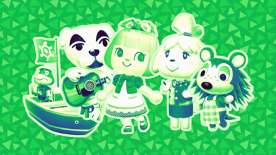The Weird and Wonderful History of Animal Crossing