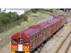 Red Hen Railcar