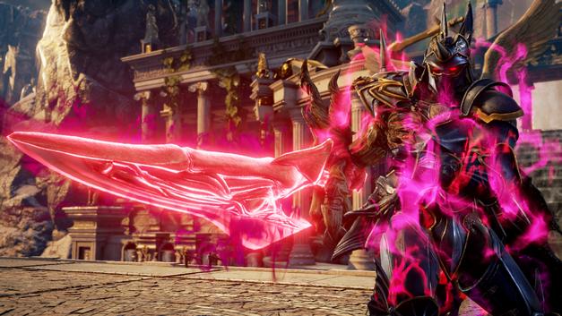 Soul Calibur VI's Nightmare looks more powerful than ever.