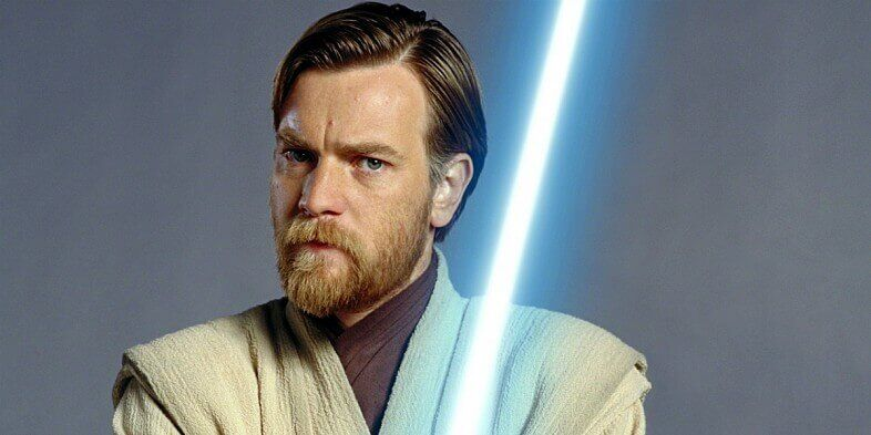 Another theory suggests that Rey could be the granddaughter of Obi-Wan Kenobi.