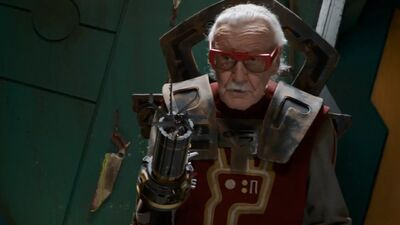 'Deadpool 2': Stan Lee's Blink and You'll Miss It Cameo