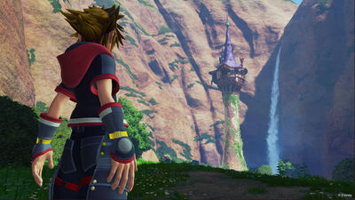 Uncovering Kingdom Hearts' Deleted Scenes
