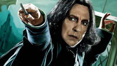 Five Alan Rickman Movie Moments That Make Us Smile