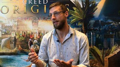 How 'Assassin's Creed Origins' Historian Resurrected Ancient Egypt