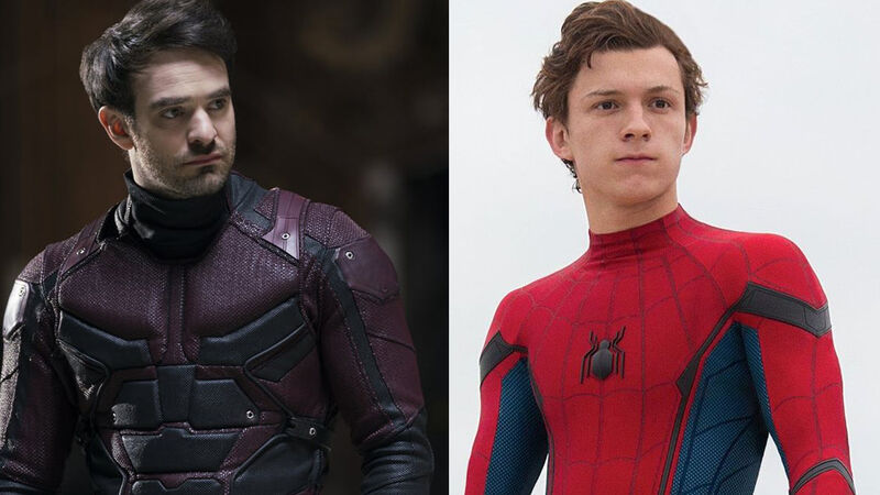 Daredevil and Spider-Man Wouldn't Get On in the Marvel
