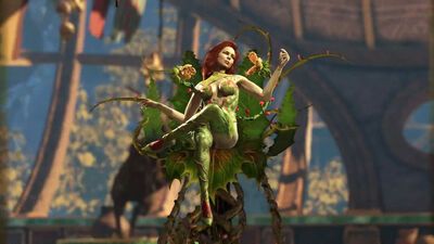 'Injustice 2' Adds Poison Ivy, Cheetah and More Women in New Trailer