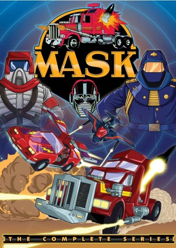 MASK Complete Series