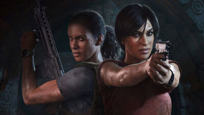 Chloe and Nadine enter 'Uncharted' Territory in 'The Lost Legacy'