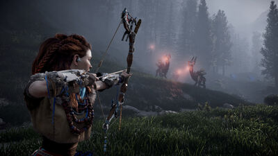 Horizon Zero Dawn Gameplay Tips – Become a Master Monster Hunter