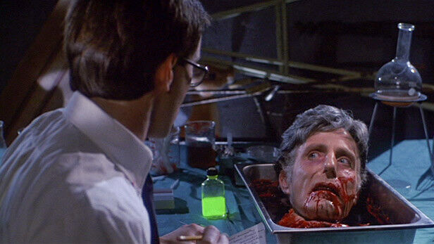 re-animator-head
