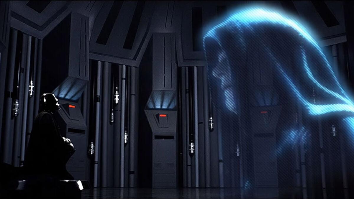 Darth Vader meets The Emperor - Star Wars: Episode V - The Empire Strikes Back