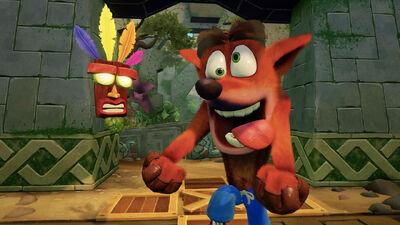 Crash Bandicoot N.Sane Trilogy Review – Fuzzy Nostalgia That's Missing Something