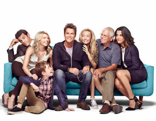 A grieving cast of The Grinder will attempt to move on to other work
