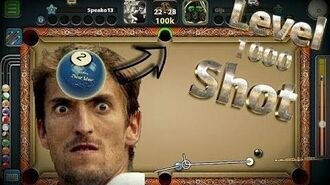 SPEAKO13 8 BALL POOL WIN! AMAZING SHOTS!