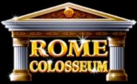 Rome Colosseum logo