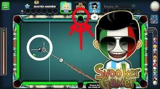 8 BALL POOL MASTER ANDREW 8BP AWESOME BERLIN PLATZ DENIAL + TRICKSHOTS