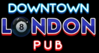 Downtown London Pub Logo